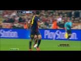 Лига Чемпионов 2012-2013. Полуфинал. Бавария - Барселона 4:0 (23.03.2013)
