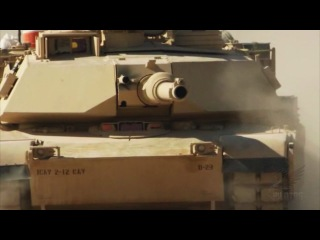 In honor of General Abrams. M1A2 Ambrams