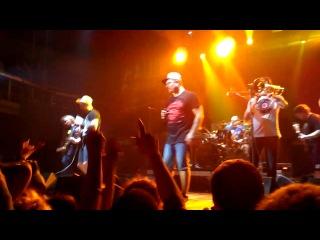 Ляпис Трубецкой-Убей раба(live Music hall 30.12.2012)