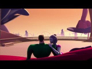 Зеленый Фонарь: Анимационный сериал [1 Сезон: 9 Серия] / Green Lantern / 2012| Onefilm