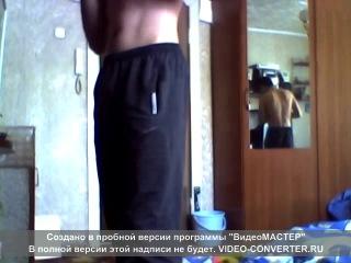 Вот что творится дома пока нас нет!!! г. Красноярск 13.06.2013