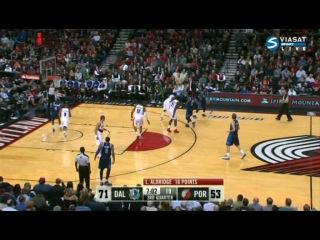 NBA 2012-13 / 30.01.2013 / Портленд Трэил Блэйзерс - Даллас Маверикс
