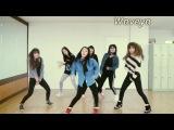 TEEN TOP(틴탑) Waveya(웨이브야) Miss Right 긴 생머리 그&#45376