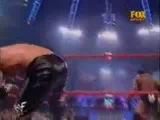 WWF Raw 10.8.2001 Hardy Boyz vs Booker T & Test WCW Tag Team Titles