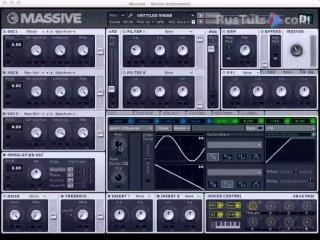 Полный курс по синтезатору Massive (видео мастер-класс)