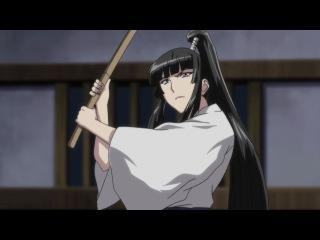 Клинок Маню: Тайна сисечного свитка / Manyuu Hiken-chou / Серия 11