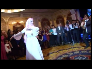 Свадьба Умара и Зейнап