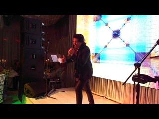 Концерт Авраама Руссо в  ресторане