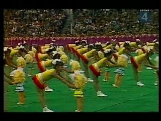 Олимпиада-80. Церемония открытия