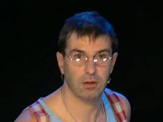 Евгений Гришковец - Про Париж, Мону Лизу и круассаны (спект.