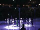 СКА-Слован 1-0 предматчевое шоу(28.12.12)