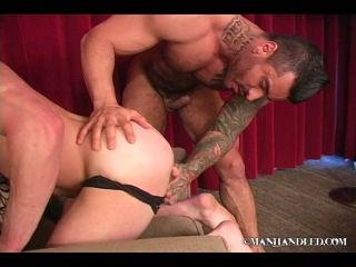 [ManHandled] Home Invasion Jackson Lawless & Alexsander Freitas