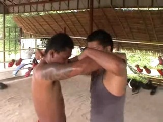 The Complete Muay Thai.Home Study Course-Secrets from Thailand
