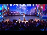 13-ти летняя девочка поразила всех своим голосом, спев песню Adele - Rolling in the deep