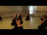 Contemporary dance by Alina Venediktova. Школа совр. танца Н.Огрызкова.