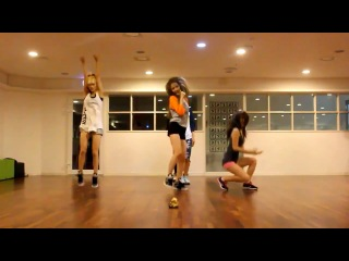 EvoL - We Are A Bit Different Dance Practice