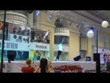Carlos Ramirez Aero Fitness Summit 2013