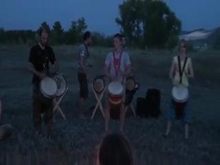 Вкусный Этнический Джем_Русло Живой Музыки