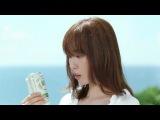 Erika Toda Suntory Beer CM 2012