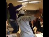 Что происходит, когда учитель выходит на минуту