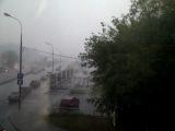 А из нашего окна Бауманка... не видна!