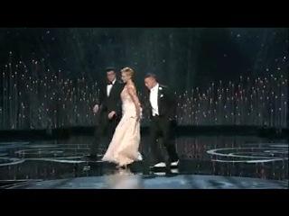 CHenning Tatum i SHarliz Teron tancuyut na premii Oskar 2013