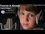 MattyBRaps - Forever and Always ft. Julia Sheer [Audio + Lyrics]