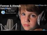 MattyBRaps - Forever and Always ft. Julia Sheer [Audio + Lyrics]