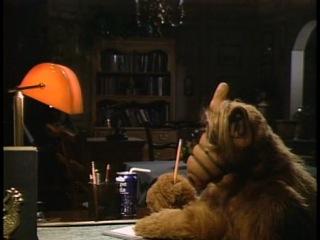 Альф / Alf-1 сезон,3 серия