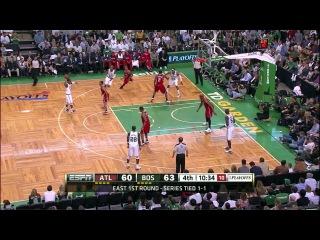 NBA Playoffs 2012 / East / 1st Round / Game 3 / 04.05.2012 / Atlanta Hawks vs Boston Celtics 2