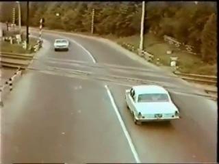 Центр Одинцово 1975 г. (отрывок из фильма