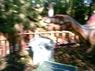 парк денозавров