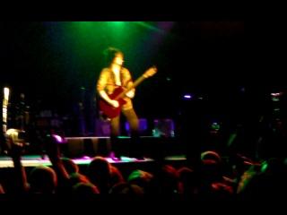 Billy Idol - Steve Stevens Guitar Solo - live Moscow 26.06.2012