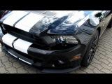 Ford Mustang Shelby GT 500 2013 Walkaround http://vk.com/xxx_mustang_xxx