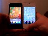 аналог iPhone 4s 32 GB и сравнения его работы с оригинальным Aplle iPhone 3GS