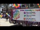 West Hollywood Gay Pride Parade 2012 - Celebrating Lesbians, Gays, Bisexuals & Transgenders
