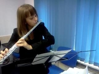 Флейта в Жулебино