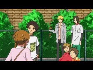 Tonari no Kaibutsu-kun / Мой безбашенный сосед / Монстр за соседней партой / Я и чудовище - 3 серия [Eladiel Zendos]