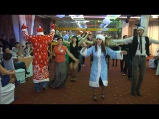 Отрывок танцевального флешмоба