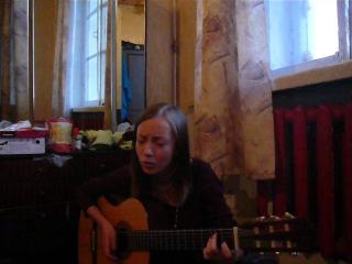 Анна Селиванова - Песня про трое суток в поезде