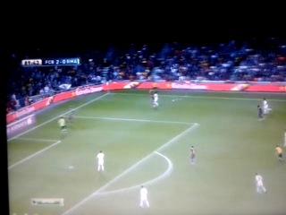Барселона : Реал 2:1 Барселона: 18 Неймар,78 Санчез.  Реал: Родригез 90+1 2013-10-26  Печальное эль-классико :(  P.S. я глор Реала!