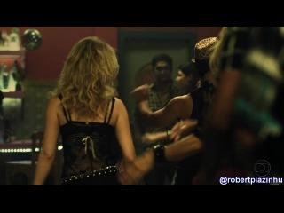 Мариана Шименес танцует под
