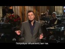 Saturday Night Live: SETH MACFARLANE's Head Is Filled With Voices (русские субтитры)