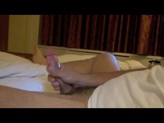 Nyc hotel jackoff big cock