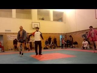 Боевое Самбо Валерий Перепёлка 82кг финал