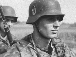 гімн 8-мої дивізії ϟϟ Флоріан Гайєр