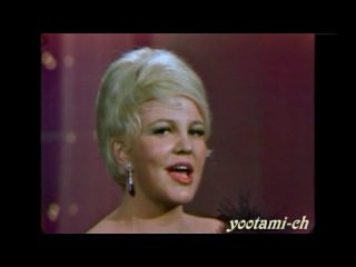 Peggy Lee - I Must Know (1966) - Andy Williams Show