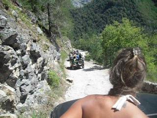 Путешествие по горам Абхазии!