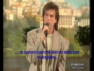 Vincenzo cuor di leon песня Тото Кутуньо