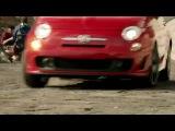 Веселая реклама FIAT 500 - со случайным показом новой модели симпатичного малыша!
